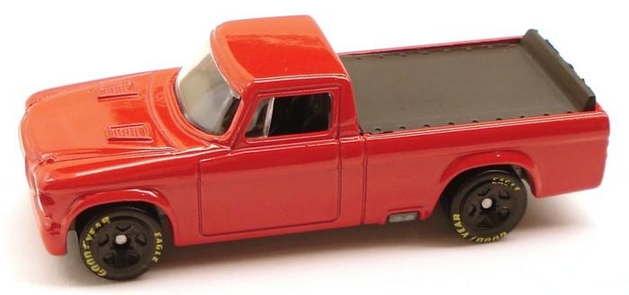 Hot Wheels - Coleção 2011 - ´63 Studebaker Champ [vermelho]  - Hobby Lobby CollectorStore