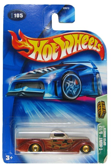 Hot Wheels - Coleção 2004 - Super Smooth