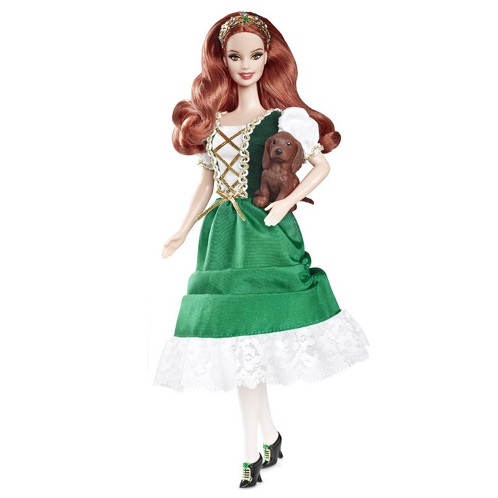 Barbie Collector - Dolls of the World - Irlanda