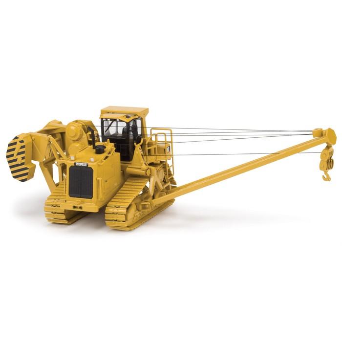 Caterpillar 587T -  Acentador de Tubos