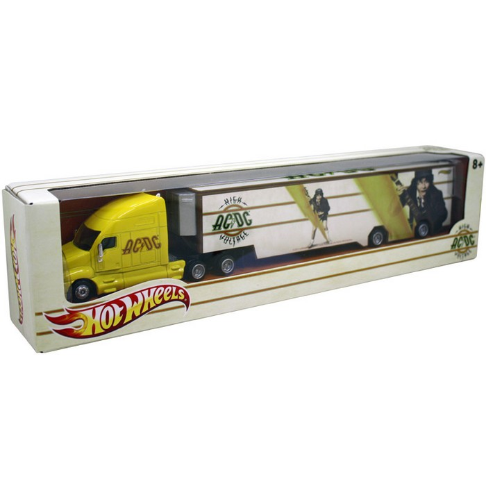 Hot Wheels - Tour Haulers Collection - AC/DC  - Hobby Lobby CollectorStore