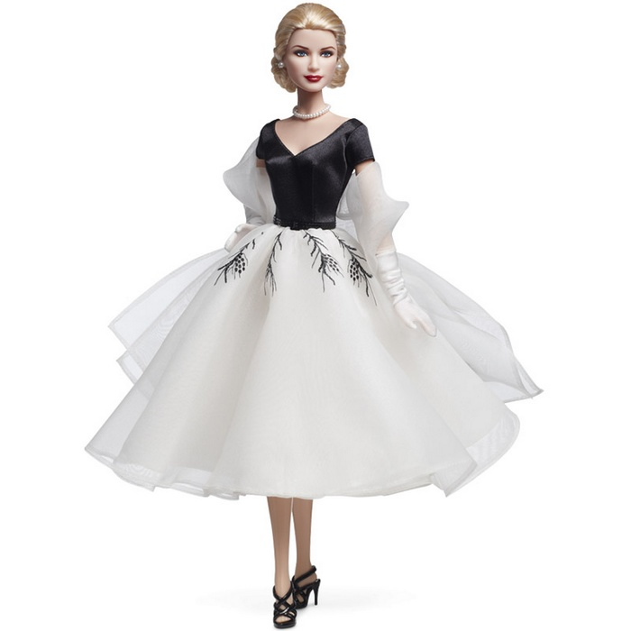 "Barbie Collector - Grace Kelly ""Janela Indiscreta"""