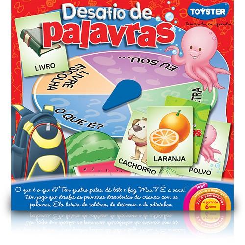 Desafio de Palavras - Toyster  - Hobby Lobby CollectorStore
