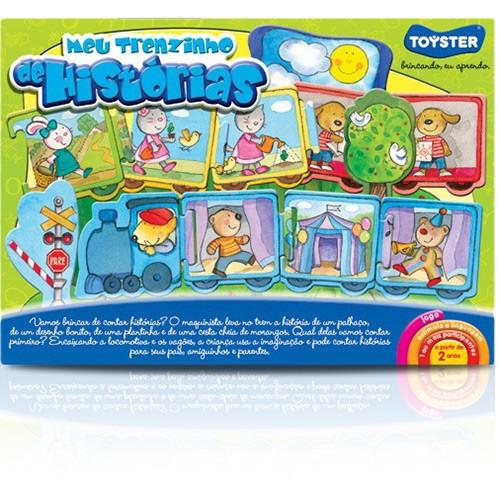 Meu Trenzinho de Histórias - Toyster  - Hobby Lobby CollectorStore