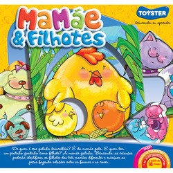 Mamãe e Filhotes - Toyster  - Hobby Lobby CollectorStore
