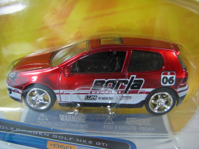 Jada Toys - VW Golf MK5 GTI  - Hobby Lobby CollectorStore