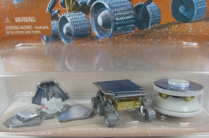 Hot Wheels - Action Pack - Sojourner Mars Rover  - Hobby Lobby CollectorStore