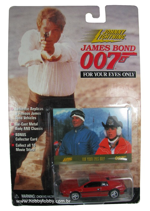 Johnny Lightning - James Bond 007 - For Your Eyes Only  - Hobby Lobby CollectorStore