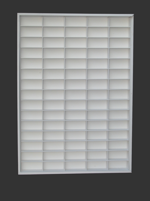 #75 DIECAST DISPLAY CASE -  1:64 [Branco]  - Hobby Lobby CollectorStore
