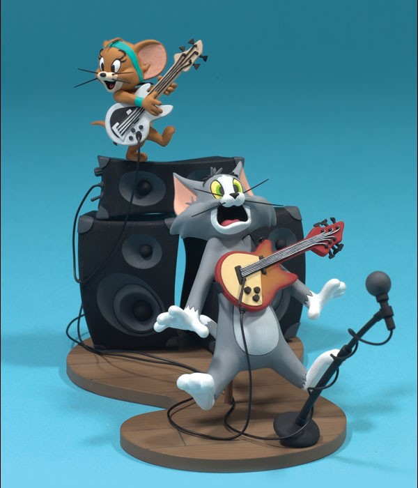 McFARLANE TOYS - TOM & JERRY: ROCK ´N´ ROLL