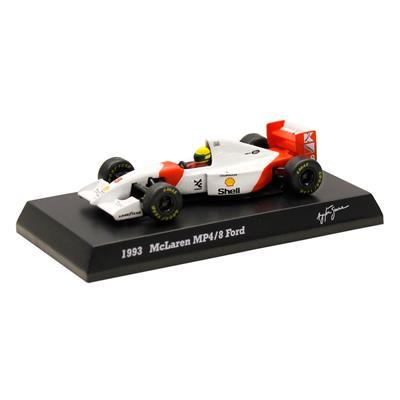 Kyosho - Coleção Ayrton Senna - 1993 - McLaren MP48 Ford