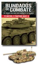 Altaya - Blindados de Combate - Pz.Bef.Wg. V Panther Ausf. G 116. Pz.
