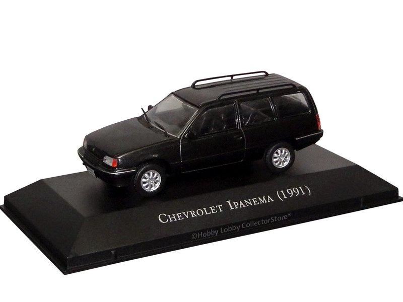 Altaya - Carros Inesquecíveis do Brasil - Chevrolet Ipanema (1991)