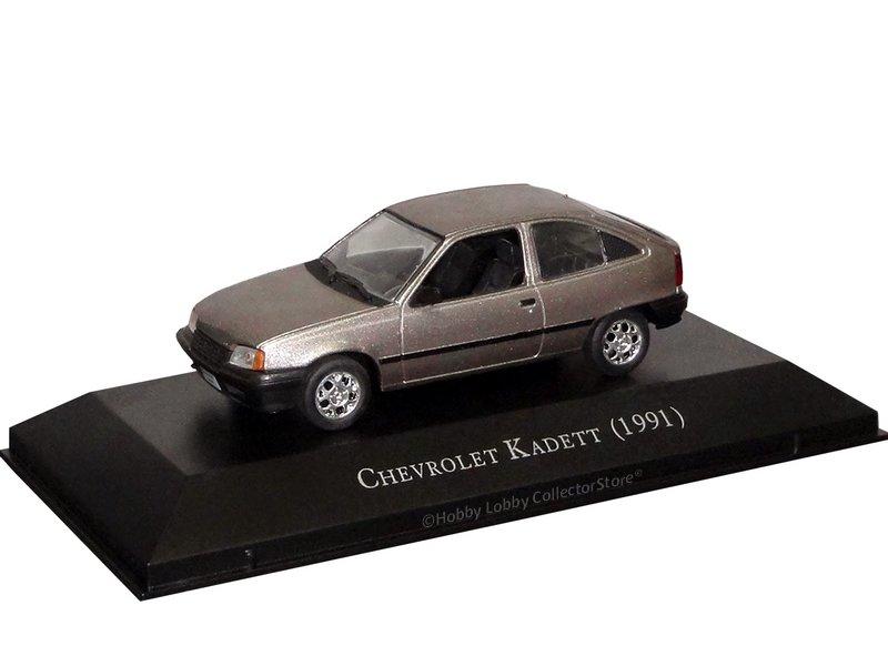Altaya - Carros Inesquecíveis do Brasil - Chevrolet Kadett (1991)
