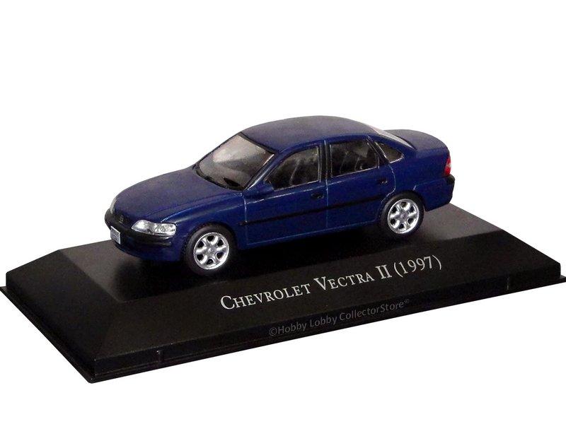 Altaya - Carros Inesquecíveis do Brasil - Chevrolet Vectra II (1997)