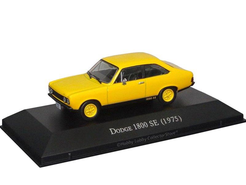 Altaya - Carros Inesquecíveis do Brasil - Dodge 1800 SE (1975)