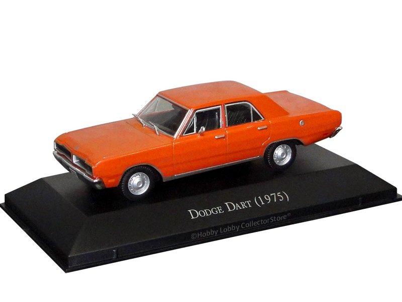 Altaya - Carros Inesquecíveis do Brasil - Dodge Dart (1975)