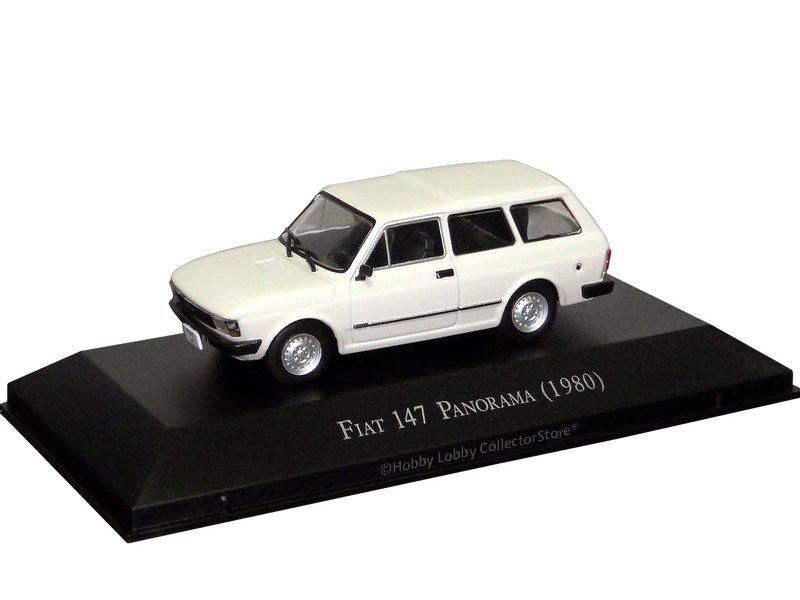 Altaya - Carros Inesquecíveis do Brasil -  Fiat Panorama (1980)