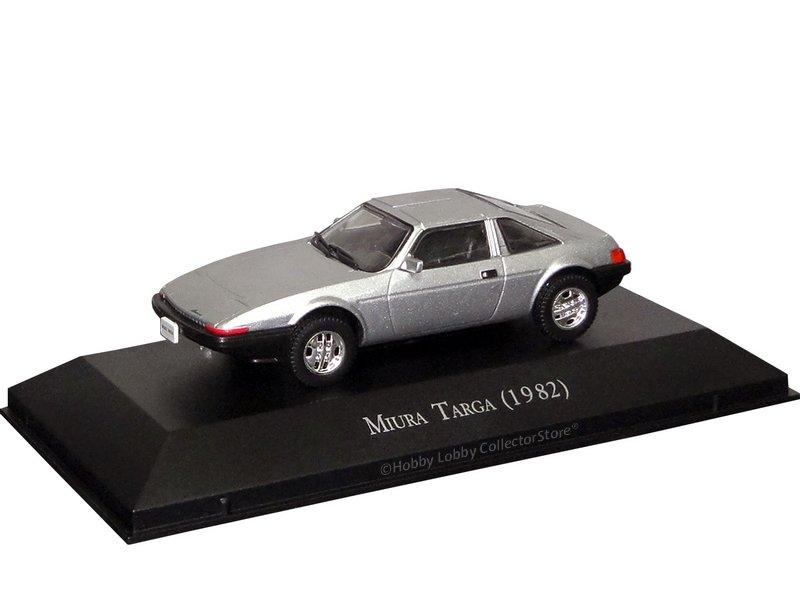 Altaya - Carros Inesquecíveis do Brasil - Miura Targa (1982)