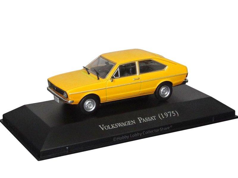 Altaya - Carros Inesquecíveis do Brasil - Volkswagen Passat (1975)