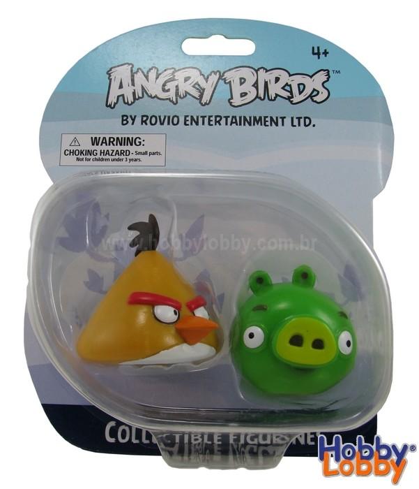 Angry Birds - Figuras Colecionáveis