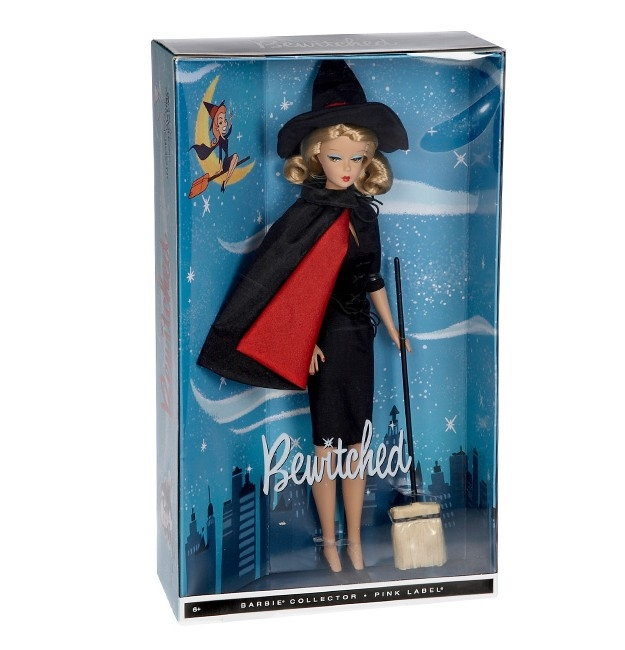 Barbie Collector - Bewitched - Samantha a Feiticeira - Mattel  - Hobby Lobby CollectorStore