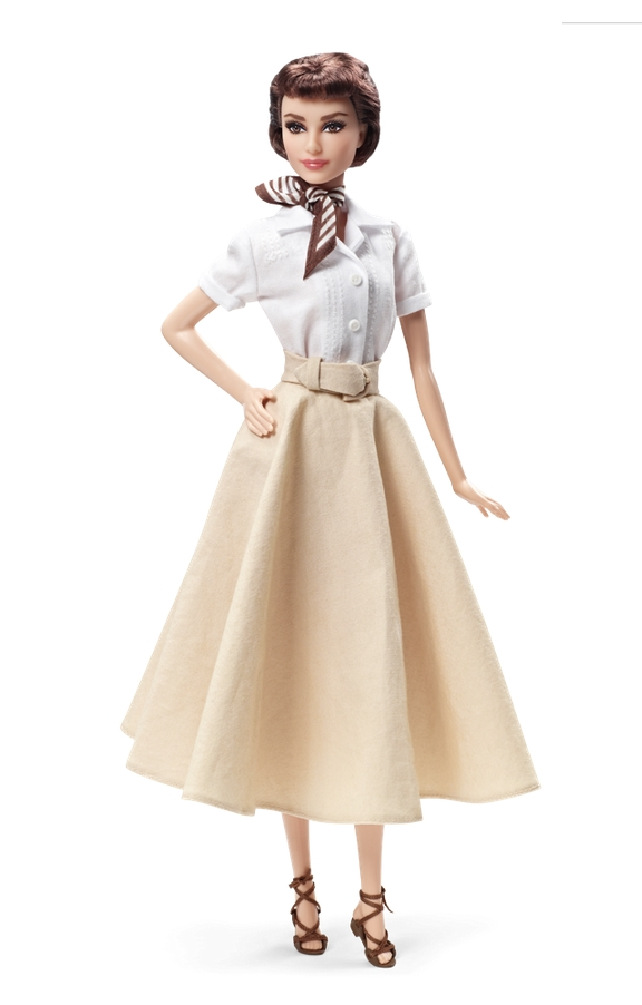 Barbie Collector - Audrey Hepburn in Roman Holiday - Mattel  - Hobby Lobby CollectorStore