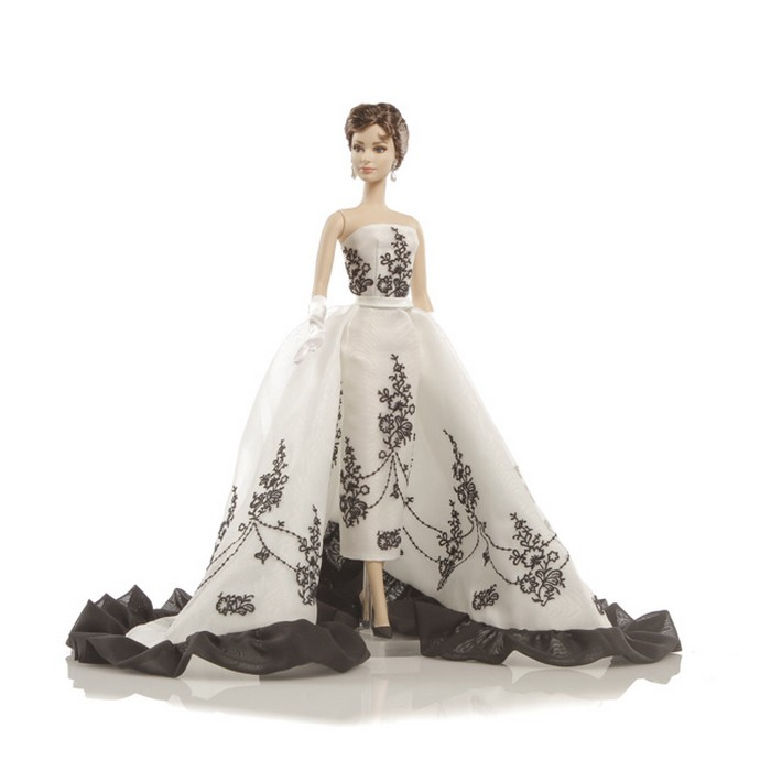 Barbie Collector -  Audrey Hepburn - Sabrina