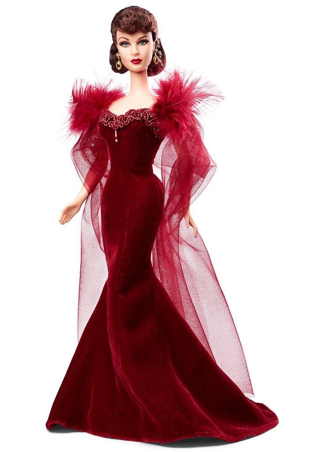 Barbie Collector - Scarlett O´Hara - E o Vento Levou - Mattel