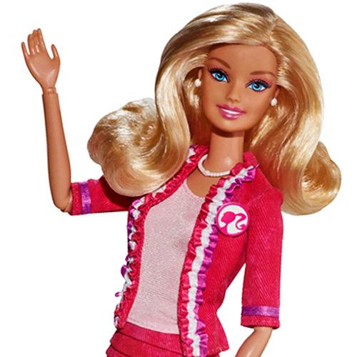 Barbie Quero Ser Presidente - Mattel  - Hobby Lobby CollectorStore