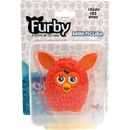 BBRtoys - Figura Furby Laranja  - Hobby Lobby CollectorStore