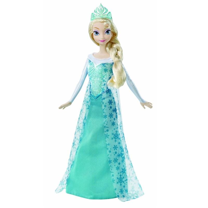 Disney Frozen - Elsa - Mattel