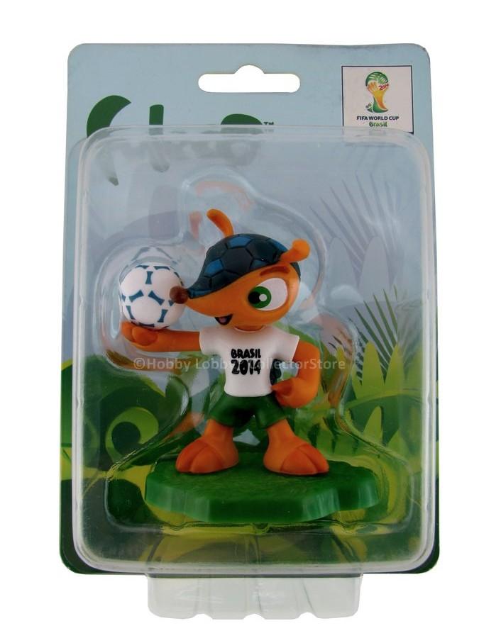 Boneco Fuleco - Mascote da FIFA  - Hobby Lobby CollectorStore