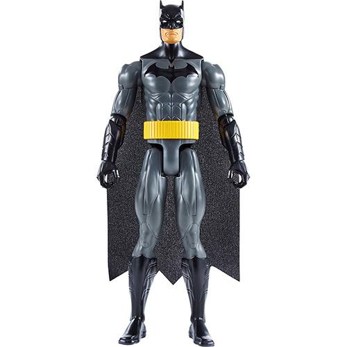 Boneco Liga da Justiça Batman Preto 30 cm - Mattel