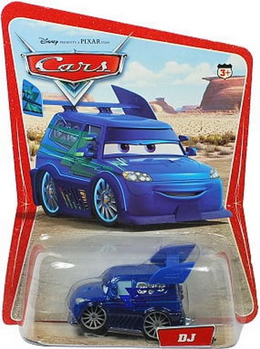 Disney Pixar - Cars - DJ