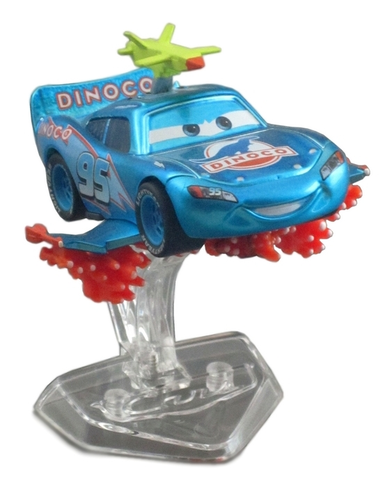 Disney Pixar - Cars - McQueen Lightning Storm