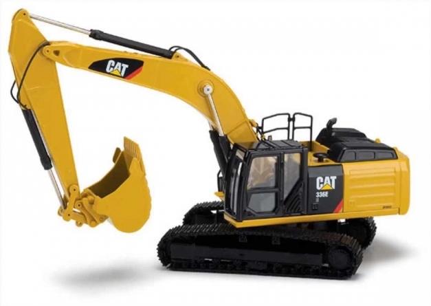 Caterpillar - CAT 336E H Hybrid Hydraulic Excavator  - Hobby Lobby CollectorStore