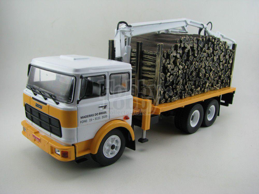 Coleção Caminhões Brasileiros - Fiat 190H - Ed.05