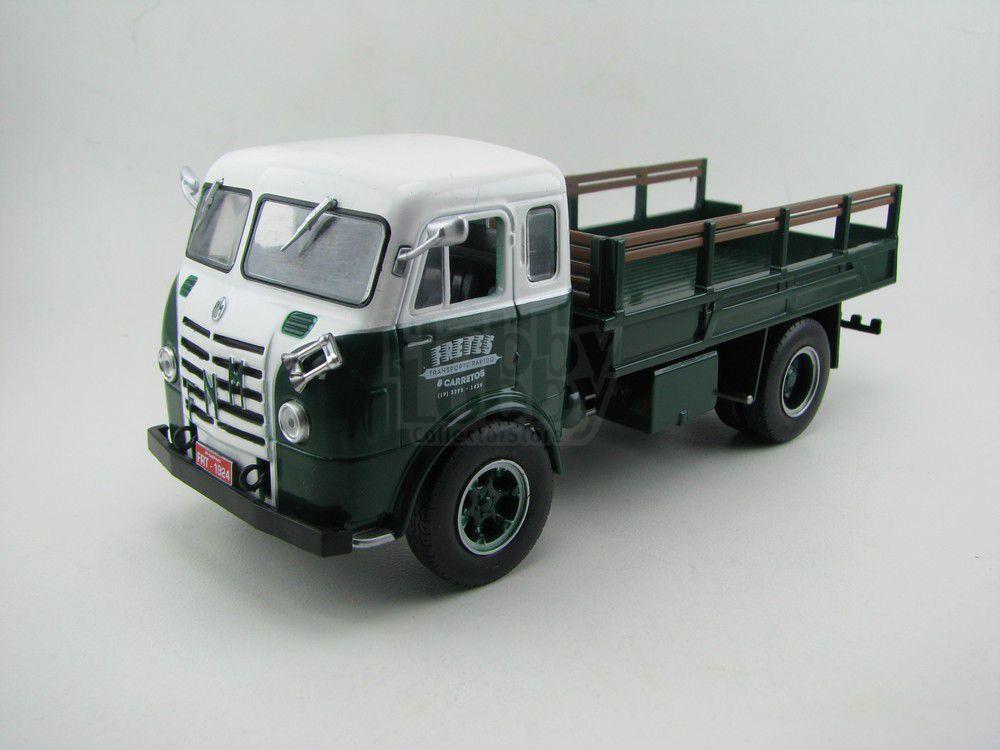 Coleção Caminhões Brasileiros - FMN D9500 BRASINCA - Ed.03
