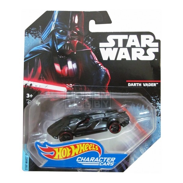 Hot Wheels - Caracter Cars - Darth Vader