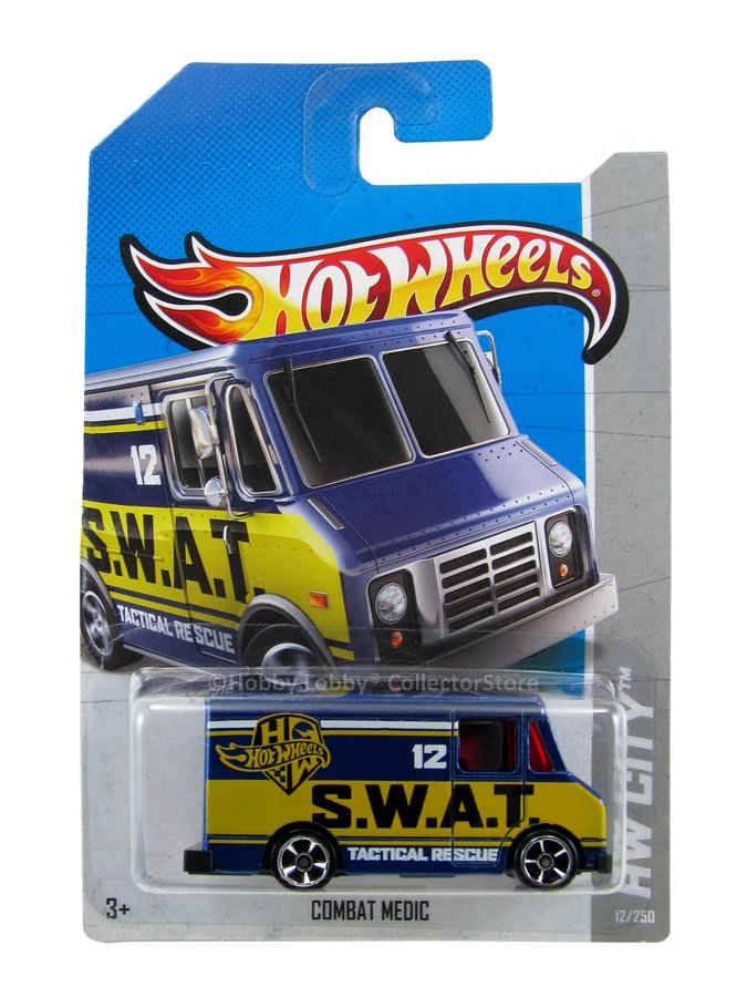 Hot Wheels - Coleção 2013 - Combat Medic