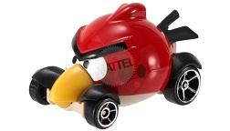 Hot Wheels - Coleção 2014 - ANGRY BIRDS - RED BIRD  - Hobby Lobby CollectorStore