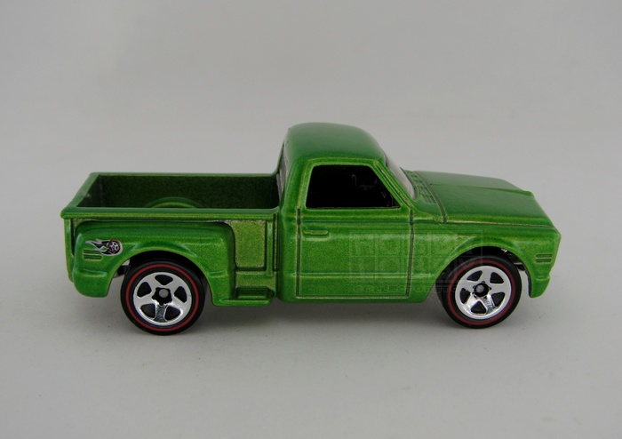 Hot Wheels - Coleção 2015 - Custom ´69 Chevy (loose)  - Hobby Lobby CollectorStore