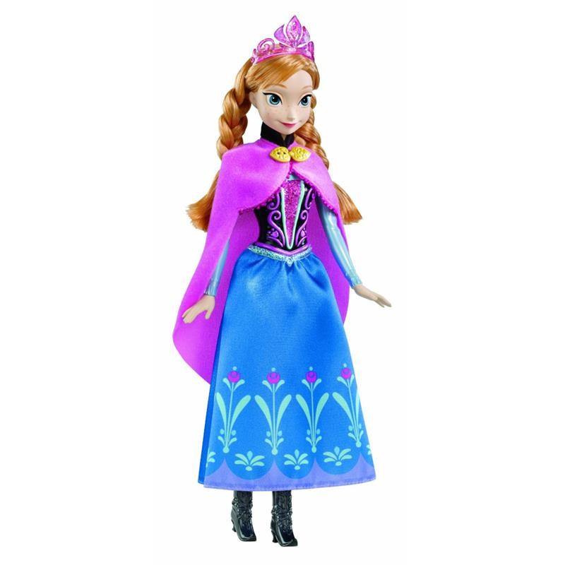 Disney Frozen - Anna - Mattel  - Hobby Lobby CollectorStore