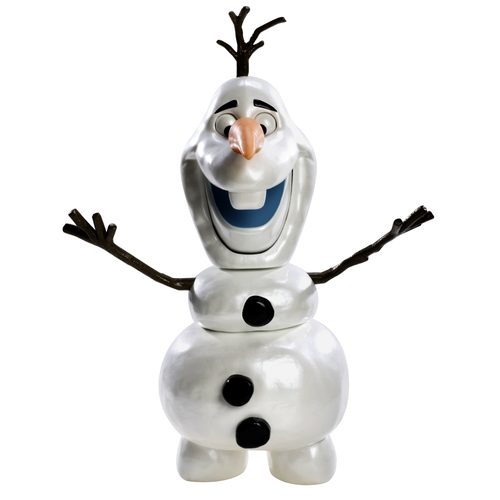 Disney Frozen - Olaf - Mattel  - Hobby Lobby CollectorStore