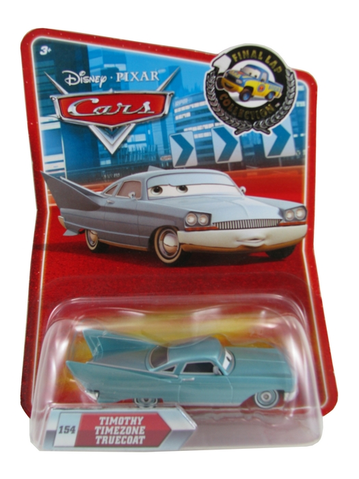 Disney Pixar - Cars - Timothy Timezone Truecoat