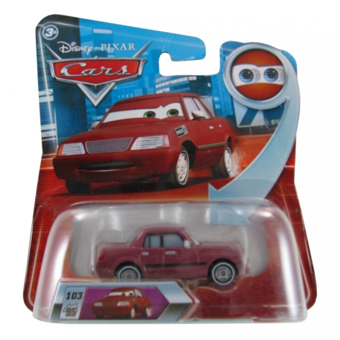 Disney Pixar - Cars - Skip Ricter  - Hobby Lobby CollectorStore