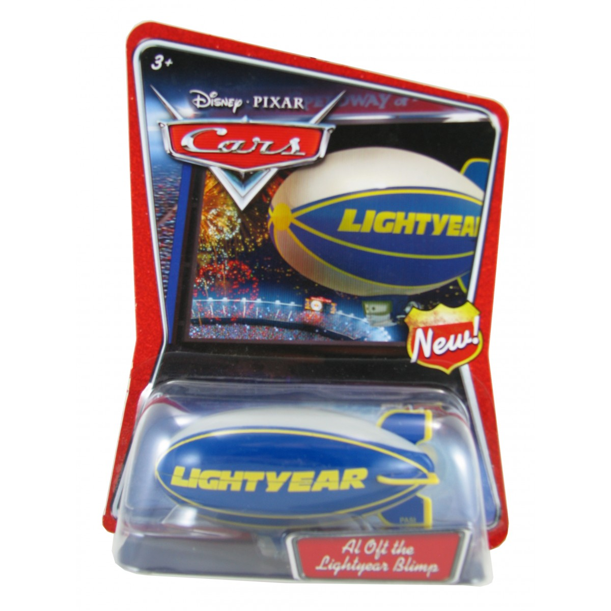 Disney Pixar - Cars - All of the Lightyear Blimp  - Hobby Lobby CollectorStore