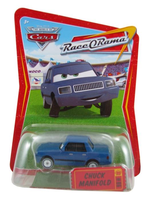 Disney Pixar - Cars - Chuck Manifold