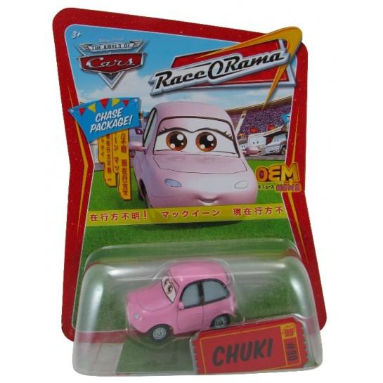 Disney Pixar - Cars - Chuki  - Hobby Lobby CollectorStore